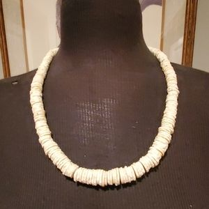 Puka Shell Necklace